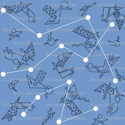 Constellations and strange satellites