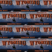 Wyoming - Forever West