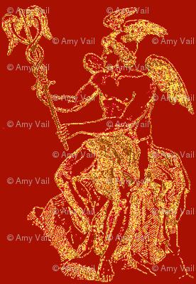 Turkey Red Hermes