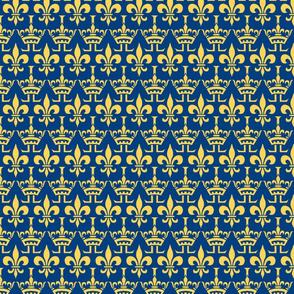 Agincourt-Bleu Or