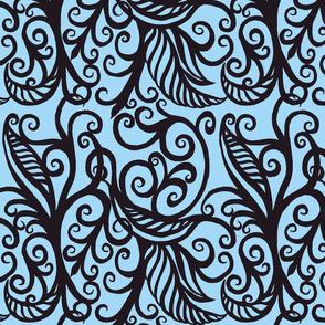wildvines blue