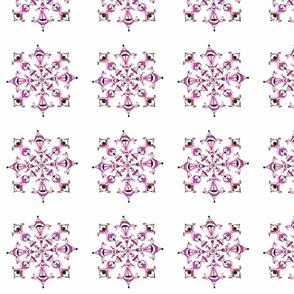 Valentine's Day Snowflake Kaleidoscope_6