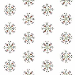 Snowflake kaleidoscope_5