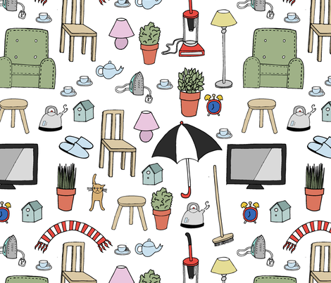 Home furniture fabric no me spoonflower for K furniture fabric world