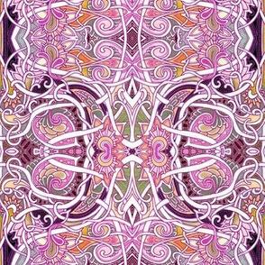 Twisted Heart Tangle