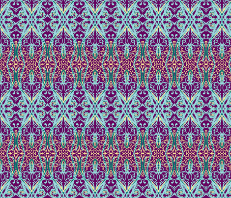 Iron Gate-ed-ch-ch-ch fabric by jelder on Spoonflower - custom fabric