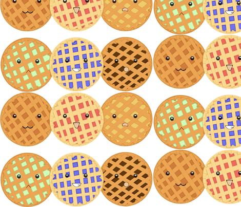 Cutie Pies fabric by alexis_joanne on Spoonflower - custom fabric