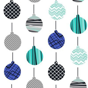 ORNAMENTs blue multi