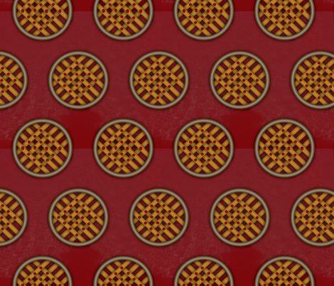 Pie_Contest_ fabric by gabybcr on Spoonflower - custom fabric