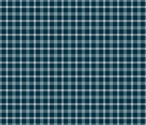 Tartan Noir fabric by bobgreenwade on Spoonflower - custom fabric