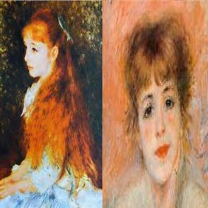Renoir's Beautiful Girls
