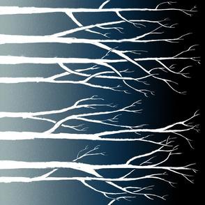 Winter Trees (Railroaded)