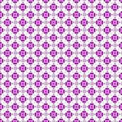 Geometric small scale purple