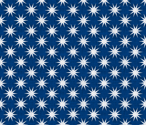liberty star fabric by keweenawchris on Spoonflower - custom fabric