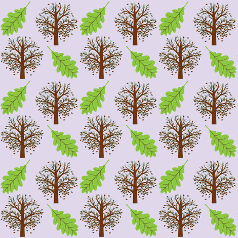 First fall fabric by keweenawchris on Spoonflower - custom fabric