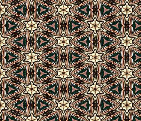 kaleidoscope fabric by kociara on Spoonflower - custom fabric