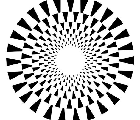 christmas blanket star geometric circle
