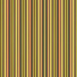 LIZARD GECKO GOLD Small Stripes
