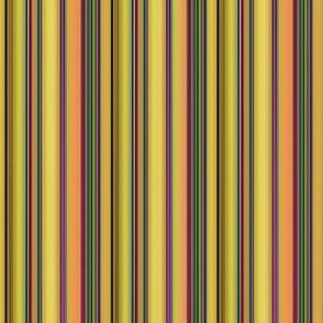 LIZARD GECKO GOLD Large Stripes