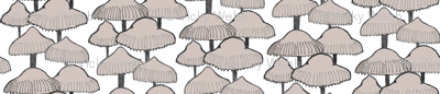 Beige Mushroom