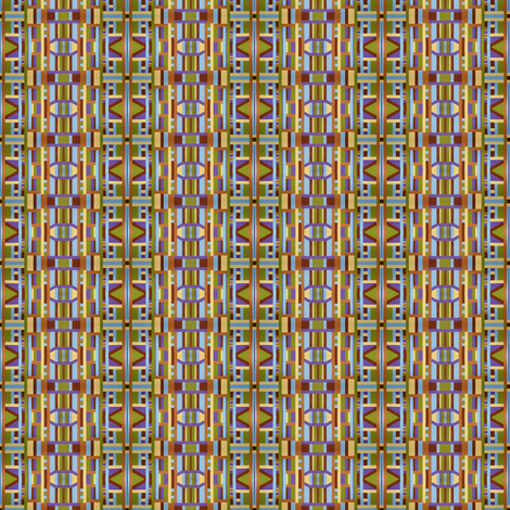 Aztec Image fabric by missy626 on Spoonflower - custom fabric