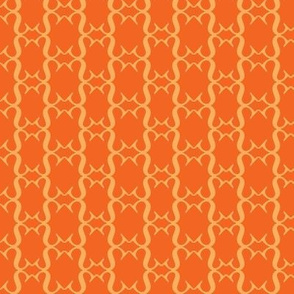 Sree S, dark orange
