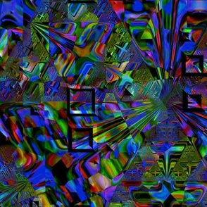 Maillie Abstract © Gingezel™
