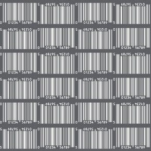 Check Digit || UPC codes numbers price stripes geometric check