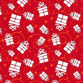 Tiny Red Gifts