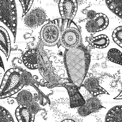 Rowl_fabric_paisley_bw_preview