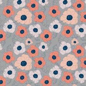 poppy spin gray