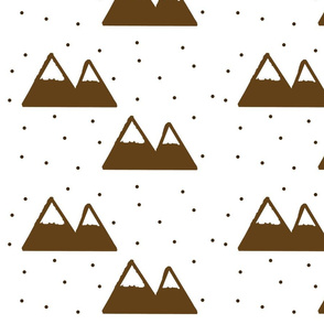 Brown Mountain Dot