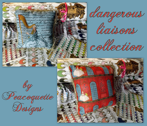 Dangerous Liaisons ~ Cecile and The Marquise