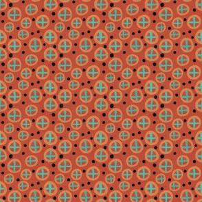 Orange-Cross