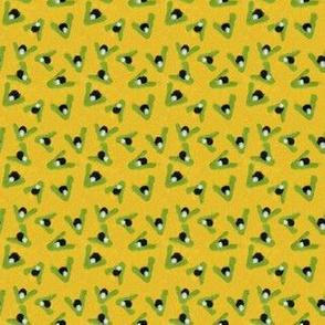 Yellow-Green-V
