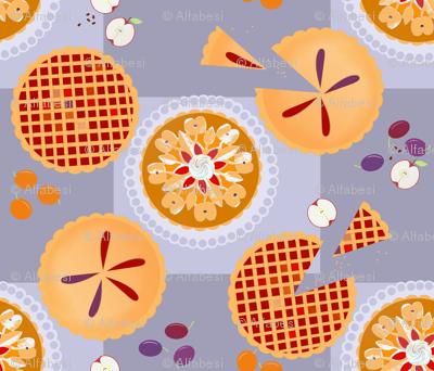 Pie tasting!