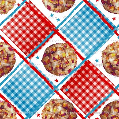 American As Peach Pie