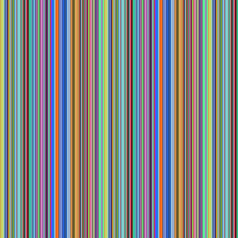GREEK PARADISE CARTOON STRIPES fabric by paysmage on Spoonflower - custom fabric