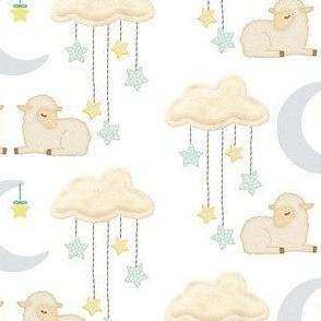 Oh Sweet Baby Good Night Little Lamb