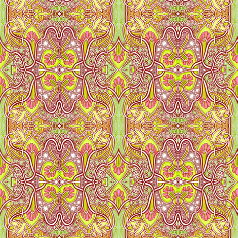 Wishing I Could Visit 1898 fabric by edsel2084 on Spoonflower - custom fabric