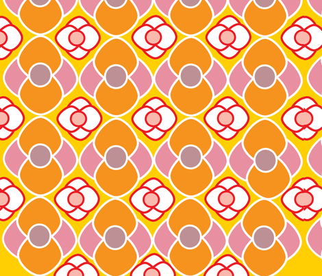 SOOBLOO_INTERTWINED_18m-01 fabric by soobloo on Spoonflower - custom fabric