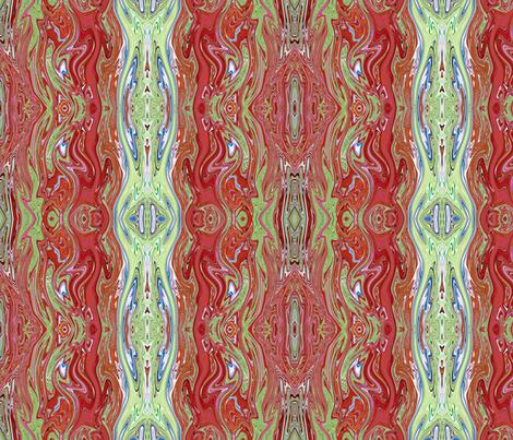 Gypsy Boho Pattern fabric by lauriekentdesigns on Spoonflower - custom fabric