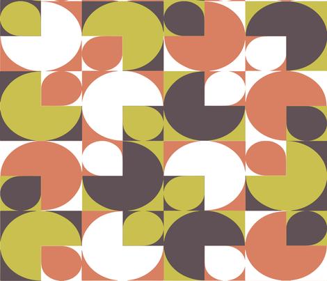 protractors fabric by lerenardrouxx on Spoonflower - custom fabric