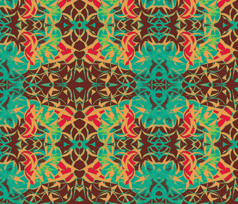 LOLO-ch fabric by inayasoleil on Spoonflower - custom fabric