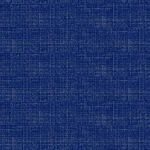 Linen Weave - denim