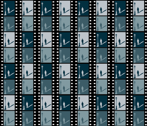 celluloid fabric by woodledoo on Spoonflower - custom fabric