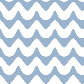 Chevron waves