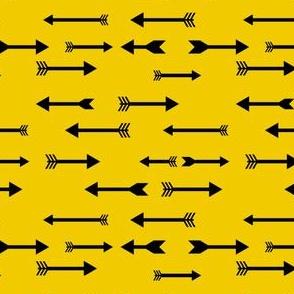 arrow_mustard_black