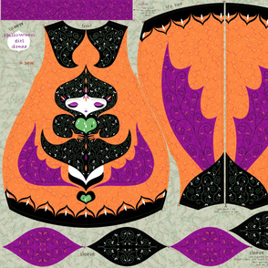 halloween-dragon-dress