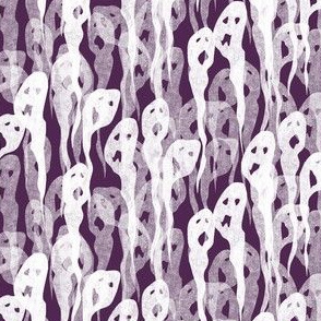 ghosties plum scared